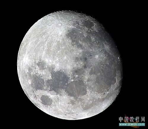 ps纱效果_海上升明月:月亮上的梦幻婚纱照-PS照片合成制作教程